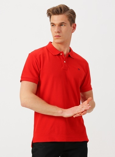 Dockers Tişört Kırmızı